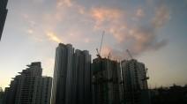 Manila, still growing